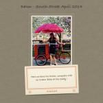 Dawn and the Ice Cream Bike -