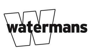 Watermans-logo-mono